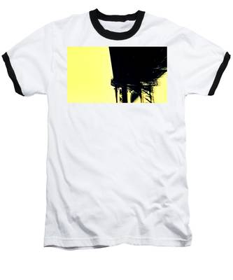 Motion Blur 2 Baseball T-Shirt