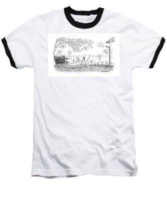 New Yorker August 12th, 1974 Baseball T-Shirt