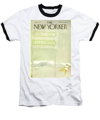 New Yorker August 23rd, 1976 Baseball T-Shirt