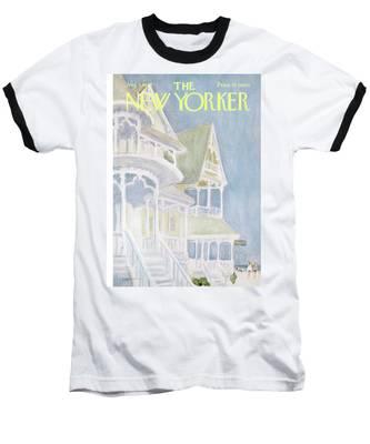 New Yorker August 5th, 1967 Baseball T-Shirt