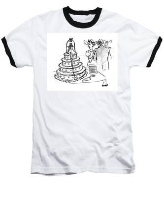 New Yorker June 1st, 1992 Baseball T-Shirt