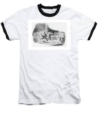New Yorker June 24th, 1944 Baseball T-Shirt