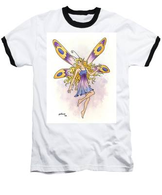 Spring Fairy Baseball T-Shirt