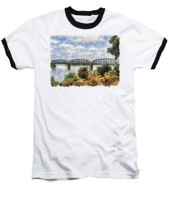 Strang Bridge Baseball T-Shirt