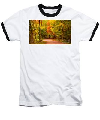 Take Me To The Forest Baseball T-Shirt
