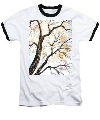 Tree Baseball T-Shirt