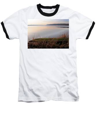 Hudson River Vista Baseball T-Shirt