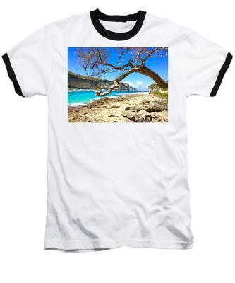 Porte D Enfer, Guadeloupe Baseball T-Shirt