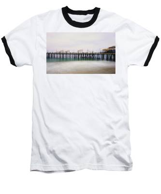 All Quiet On Redondo Pier Baseball T-Shirt