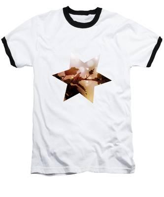 Copper Birch Baseball T-Shirt