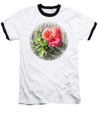 Floral Escape Baseball T-Shirt