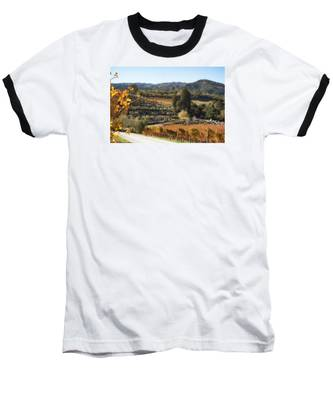 Benziger Winery Baseball T-Shirt