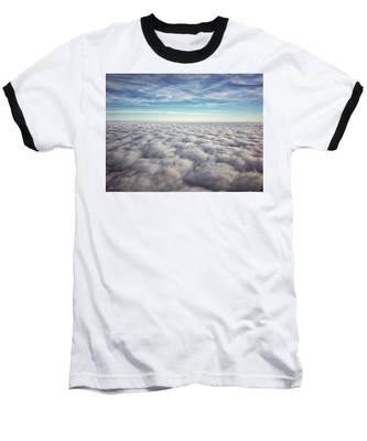 Baseball T-Shirt featuring the photograph Between Heaven And Earth by Andrea Platt