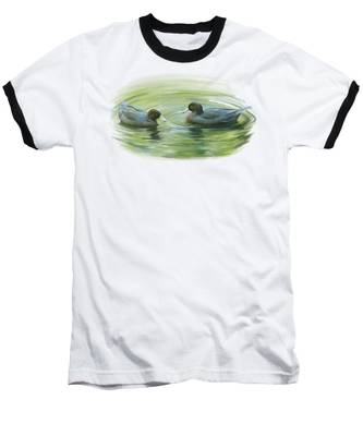 Blue Ducks  Baseball T-Shirt