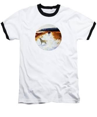 Broadland Walk Baseball T-Shirt