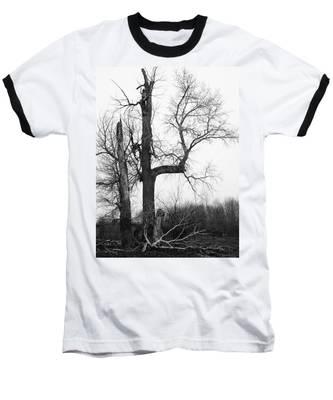Dead Tree Ten Mile Creek Baseball T-Shirt