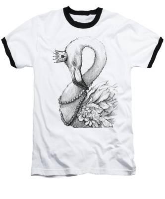 Necklace Baseball T-Shirts