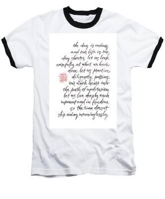 Gatha Four Baseball T-Shirt