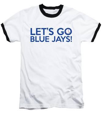 Let's Go Blue Jays Baseball T-Shirt