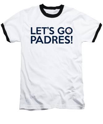 Let's Go Padres Baseball T-Shirt