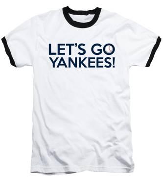 Let's Go Yankees Baseball T-Shirt