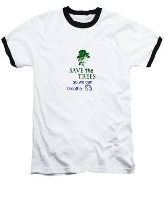 Mists Of Time  Baseball T-Shirt