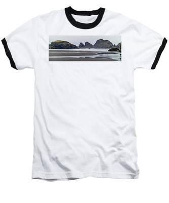 Oregon Tide Baseball T-Shirt