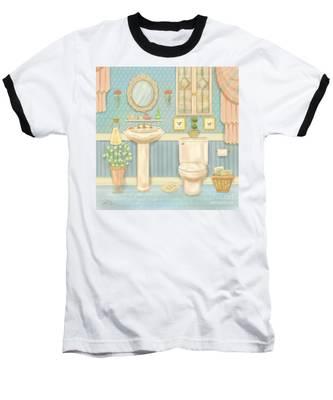 Pretty Bathrooms Iv Baseball T-Shirt