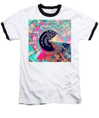 Psalm 139 Baseball T-Shirt