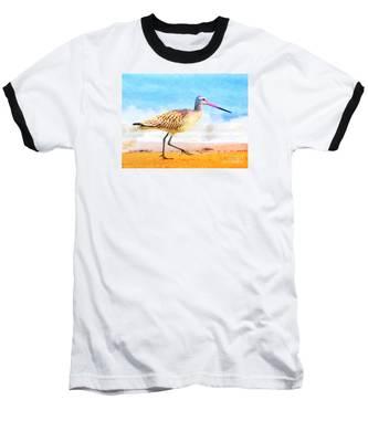Sand Between My Toes ... Baseball T-Shirt