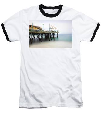 Softly On The Pier Baseball T-Shirt