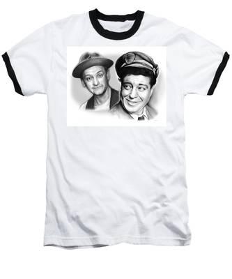 The Honeymooners Baseball T-Shirt