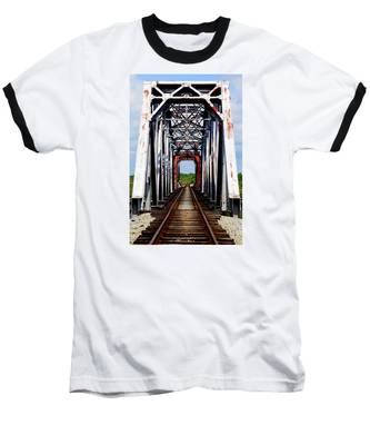 The Way Is Clear Baseball T-Shirt