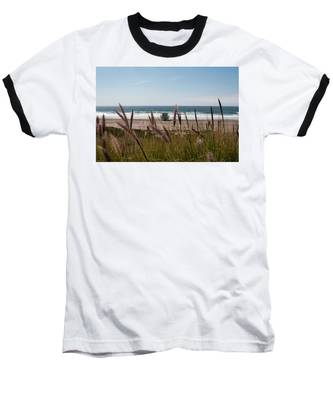 Through The Reeds Baseball T-Shirt