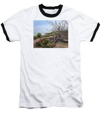 Two Stories Baseball T-Shirt