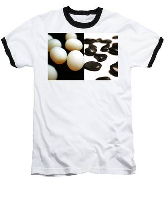 Becoming V Baseball T-Shirt