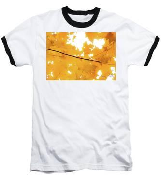 Honey Colored Happiness Baseball T-Shirt