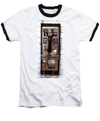 Payphone Baseball T-Shirt