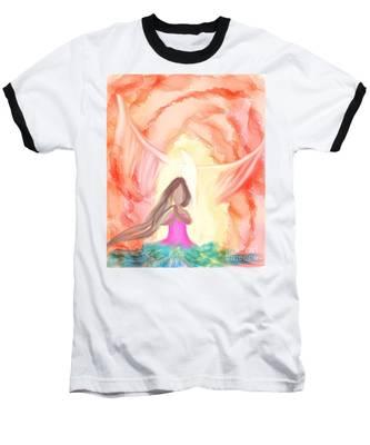 Sweet Hour Of Prayer Baseball T-Shirt
