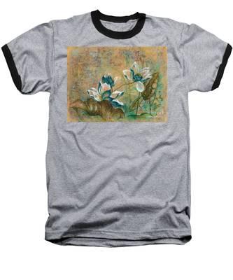 The Turquoise Incarnation Baseball T-Shirt