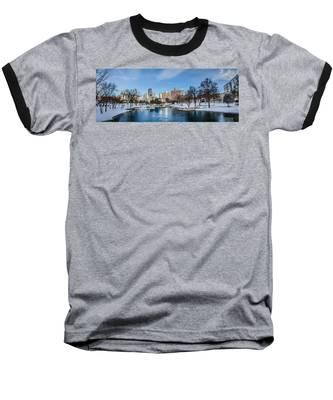 Charlotte Downtown Baseball T-Shirt