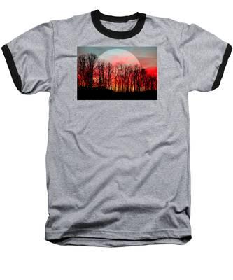 Moon Dance Baseball T-Shirt