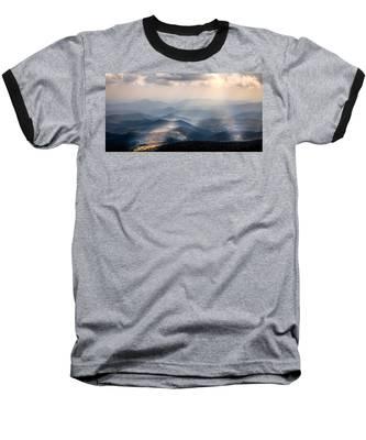 Sound The Trumpets Baseball T-Shirt