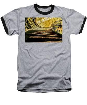 Union Station Washington Dc Baseball T-Shirt