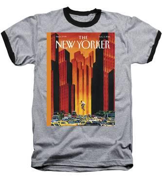 The Endless Summer Baseball T-Shirt