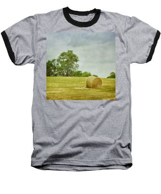 A Day At The Farm Baseball T-Shirt