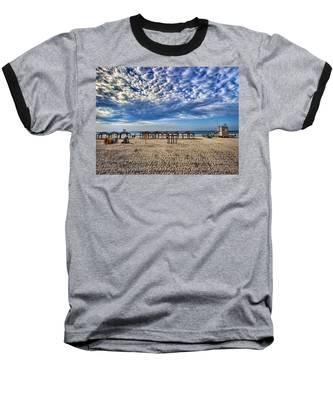 a good morning from Jerusalem beach  Baseball T-Shirt