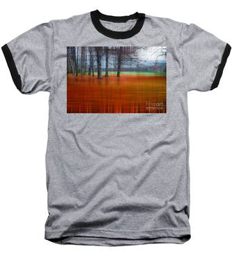 abstract atumn II Baseball T-Shirt