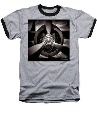 Air Power Baseball T-Shirt