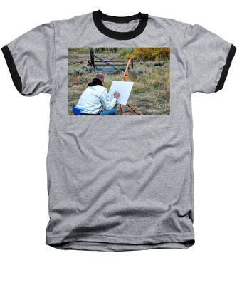 Artist Point Baseball T-Shirt
